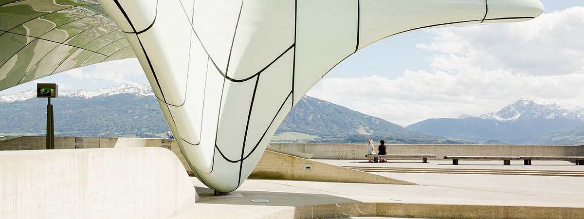 Hungerburg Funicular | Zaha Hadid Architects
