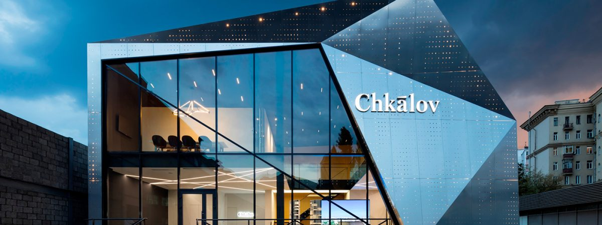 Chkalov Showroom | IND architects
